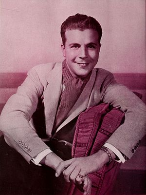 Dick Powell - Dick Powell in 1934