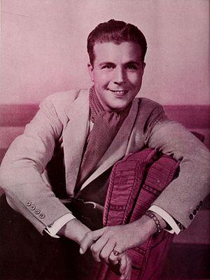 Dick Powell - Dick Powell in 1934