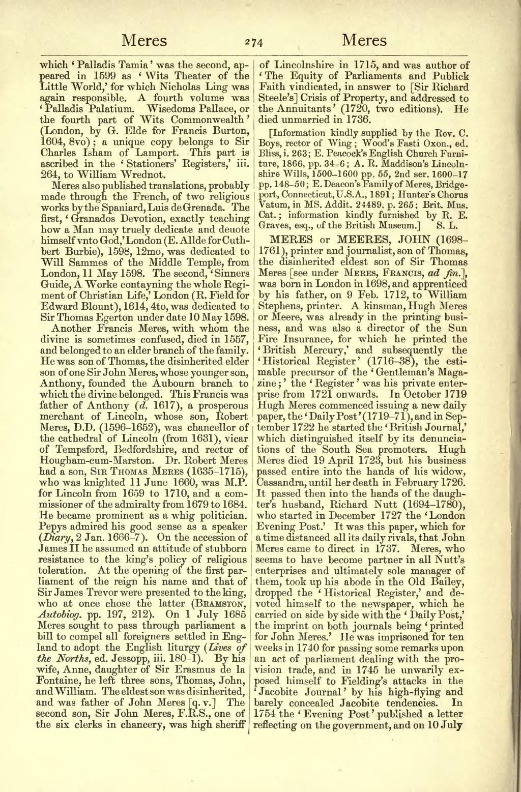 page dictionary of national biography volume 37 djvu  288