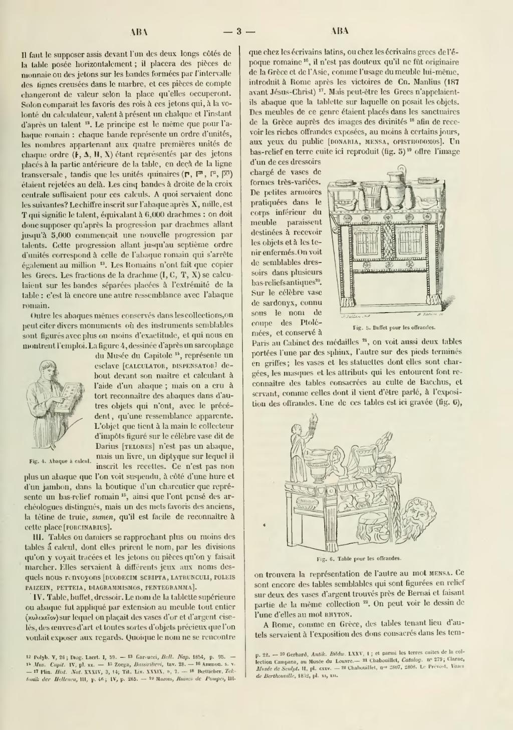 Page Dictionnaire Des Antiquites Grecques Et Romaines Daremberg