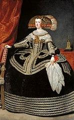 Erzherzogin Maria Anna, Königin von Spanien