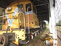Diesel Shunter at Pine Creek Museum - panoramio.jpg