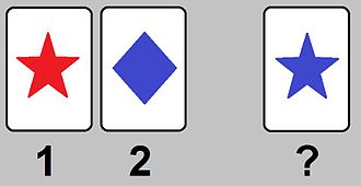 Cognitive flexibility - Dimensional Change Card Sorting Task