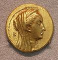 Dinastia tolemaica, arsinoe II, octodracma, 253-246 ac ca.JPG