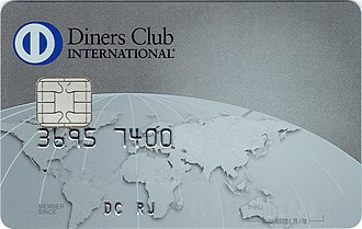 Diners Club International - Diners Club Card issued in Japan, 2016