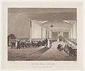 Dining Hall, Asylum (Microcosm of London, plate 5) MET DP873987.jpg