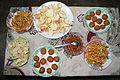 Dish of Gujarati Beak Fast.JPG