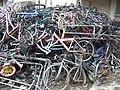 Disused Bicycles in National Taiwan University Shuiyuan Campus.jpg