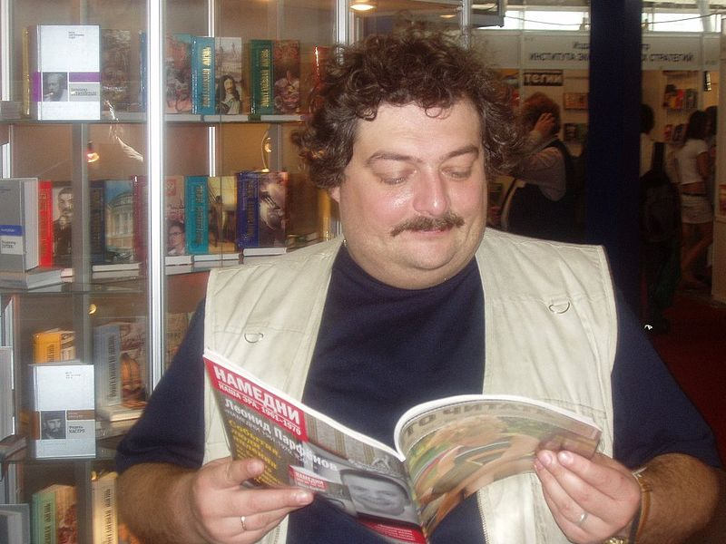 Dmitri Bykov Net Worth
