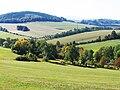 Dobříkov (Kdyně), louky,kopce - panoramio.jpg