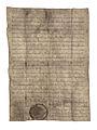 Dokument fundacyjny klasztoru w Łeknie.jpg