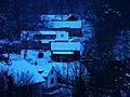 Dolní Studené, domky ve stráni.jpg