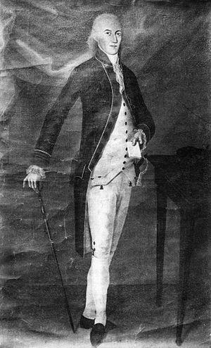 James Reavis - Depiction of Don Miguel Nemecio Silva de Peralta de la Cordoba, the fictional 1st Baron of Arizona