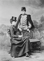 Don Miguel of Braganza and his sister, Maria Theresa (Archduchess Karl Ludwig), c. 1875.png