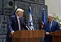Donald Trump with Reuven Rivlin in Israel 2017 (8).jpg