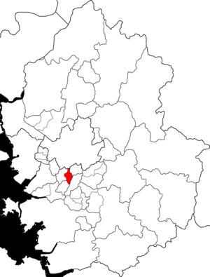 Dongan-gu - Image: Dongan gu Anyang