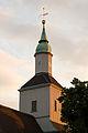 Dorfkirche Mariendorf im Abendlicht 20140505 1.jpg
