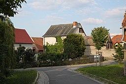 Dorfstraße in Jena