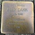 Dortmund Stolperstein Alex Damm.jpg
