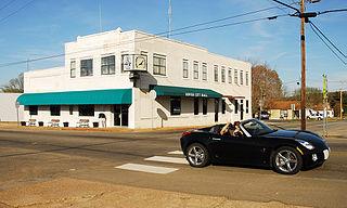Dover, Arkansas City in Arkansas, United States