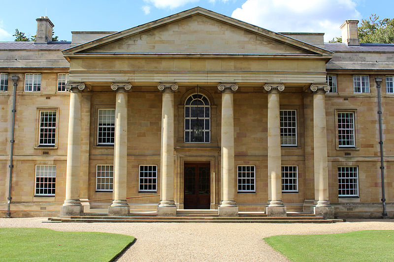 File:Downing College, Cambridge - Chapel (2).JPG