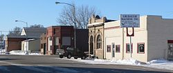 Downtown Platte Center