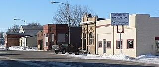 Platte Center, Nebraska Village in Nebraska, United States