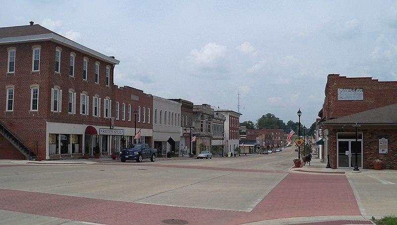 File:Downtown Vandalia 1 - panoramio.jpg