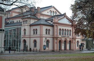 Drammen - Drammen Theater