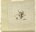 Drawing, Dancing Fame with Lyre, Sala di Recezione, Palazzo Quirinale, Rome, 1812 (CH 18540041).jpg
