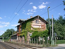 Dreieich Buchschlag Bahnhof 20070830
