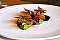 Dried Scallops and Watercress, Biodynamic Cereals - 4831844084.jpg