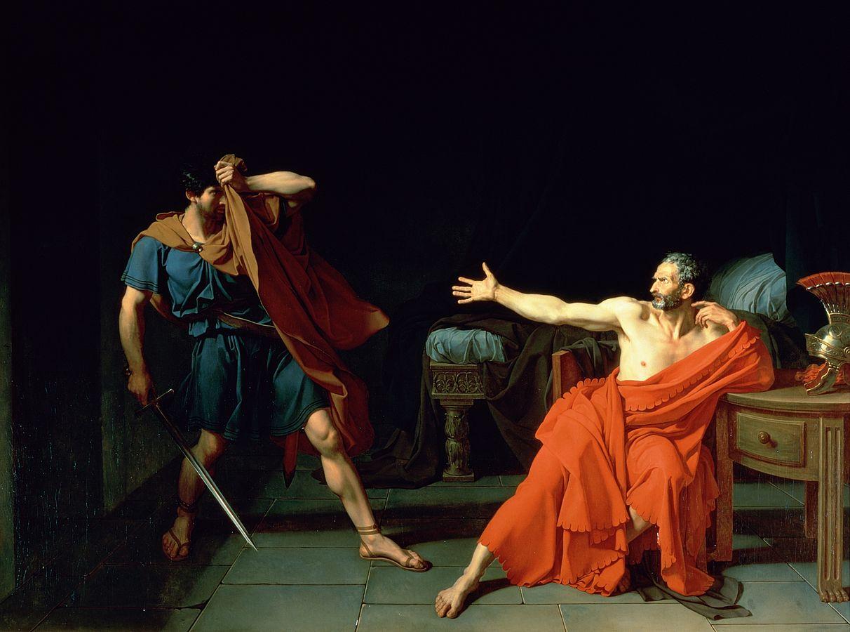 Marius at Minturnae