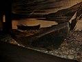 Dugout Canoe at Rocky Reach Dam Museum.jpg