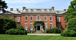 Robert Woods Bliss - Bliss' former home, Dumbarton Oaks, in Washington, D.C.