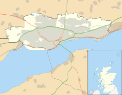 Lochee is located in Dundee