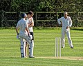 Dunmow CC v Felixstowe and Corinthians CC at Great Dunmow, Essex, England 041.jpg