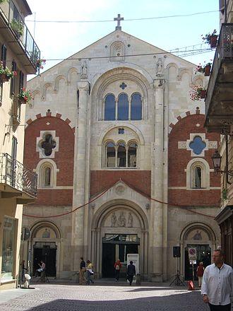 Roman Catholic Diocese of Casale Monferrato - Casale Monferrato Cathedral