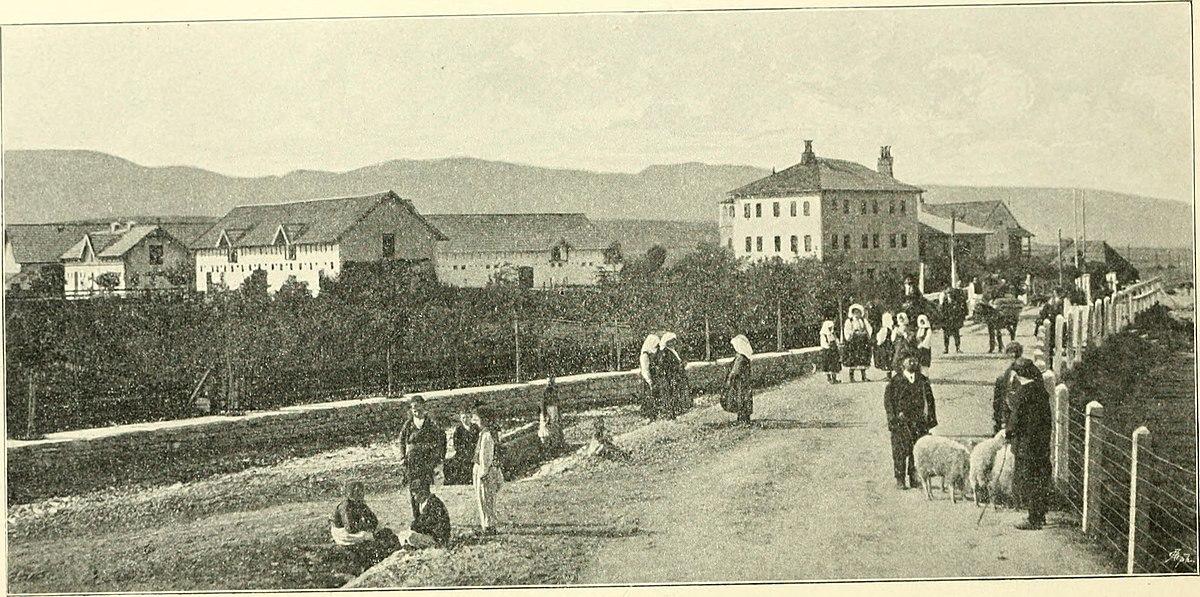 Durch Bosnien und die Herzegovina kreuz und quer; Wanderungen (1897) (14595341447).jpg