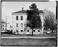 EAST ELEVATION - Jansonist Colony, Administration Building, Johnson and Main Streets, Bishop Hill, Henry County, IL HABS ILL,37-BISH,17-2.tif