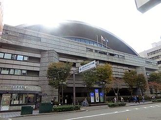 Honbasho - Image: EDION Arena Osaka