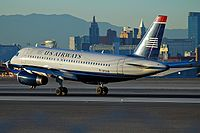 N816AW - A319 - American Airlines