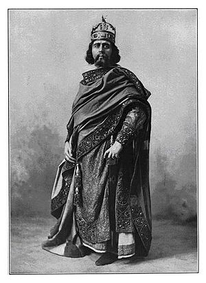 E. H. Sothern - as MacBeth, 1911