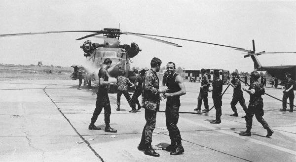 Eagle Pull command group arrives in Thailand