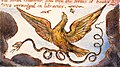 Eagle with Snake - from The Marriage of Heaven and Hell, Copy E, 1827.jpg