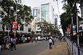 Earthquake Leads Office Evacuation - Sector-V - Salt Lake City - Kolkata 2015-04-25 5992.JPG