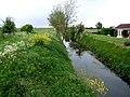 East Fen Catchwater Drain, Toynton Fen Side - geograph.org.uk - 443758.jpg