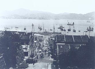 Eastern Street (Hong Kong) - Eastern Street c.1890