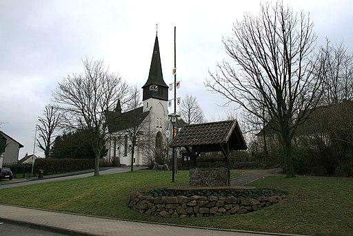 Echthausen Dorfplatz1 Asio