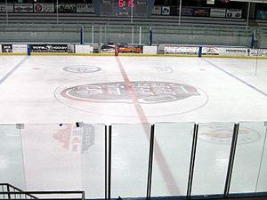 Edge Ice Arena - Center
